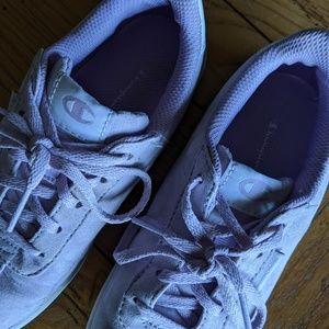 Girls Champion sneakers